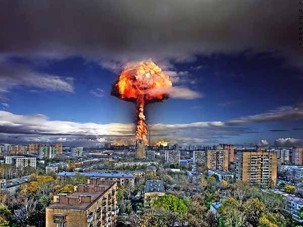 Як вижити після атомного вибуху