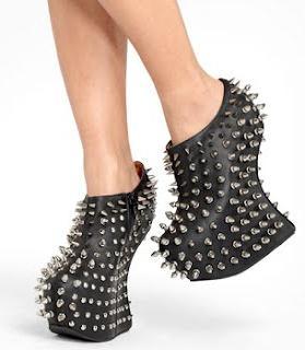 туфлі незвичайні