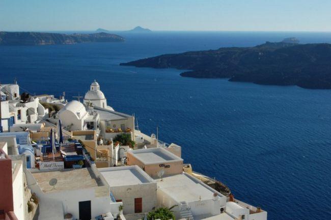 Які острова є в греції