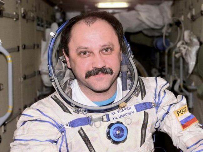 Льотчик-космонавт російської федерації усачов юрій
