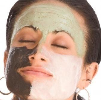 глибоко очищає маска проти прищів