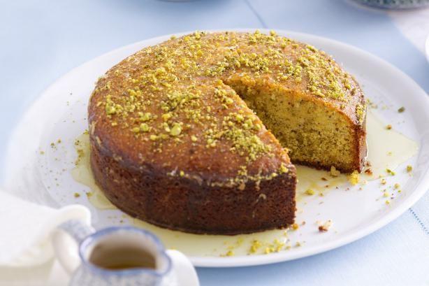 манний пиріг рецепт