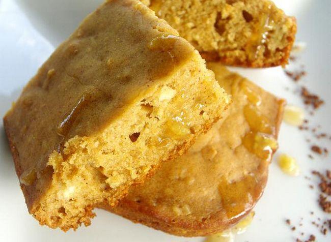 манний пиріг рецепт з фото