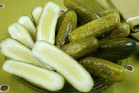 Мариновані хрусткі огірки Рецепт