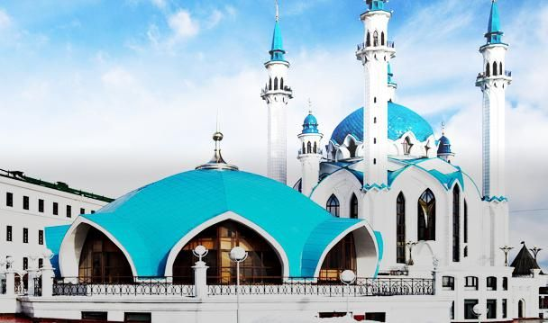 Мечеть кул шаріф: все про неї