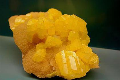 Металевий блиск сірки: чи існує? Фізичні та хімічні властивості сірки
