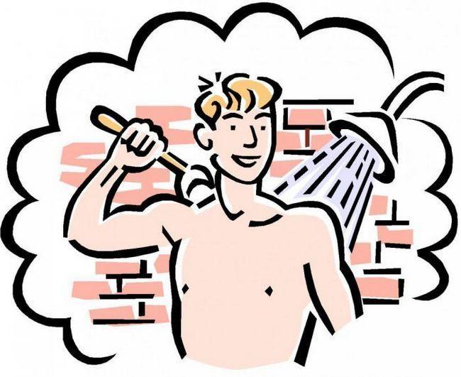 Чи потрібно приймати душ щодня?