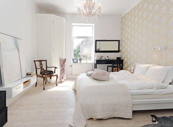 Оформлення спальні в скандинавському стилі