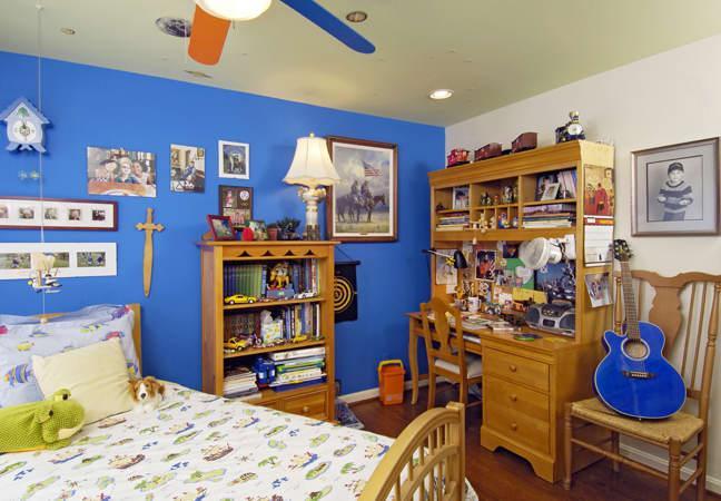 Оригінальна кімната для хлопчика