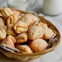 Піщано-сирне печиво: рецепт з фото