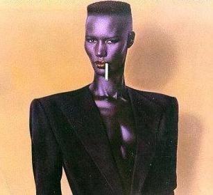Співачка грейс джонс - королева гей-дискотеки