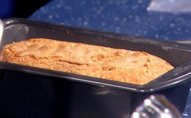рецепт пиріг з яблуками сметана