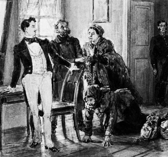 образ Хлестакова в комедії ревізор короткий твір