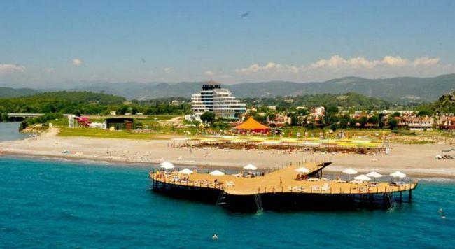 Raymar hotel 5 * (туреччина / сіде) - фото, ціни та відгуки туристів