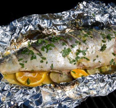 рецепт фаршированої риби