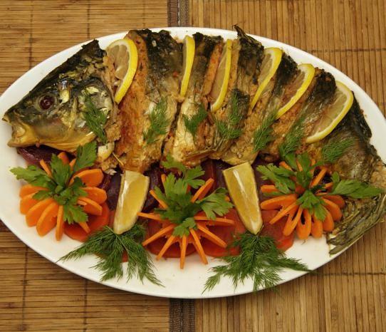 фарширована риба по одеськи