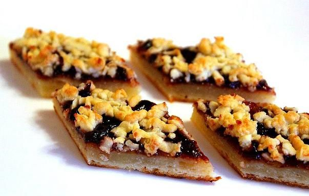 Рецепт пісочного печива з варенням. Рецепт печива з варенням для дітей і дорослих (фото)