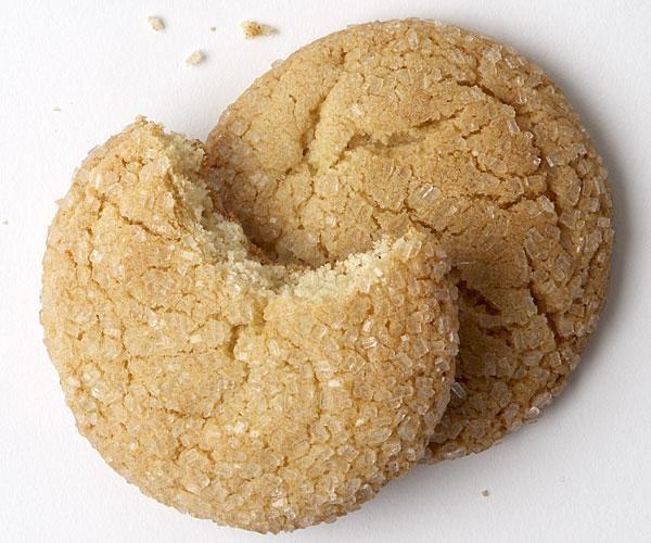 рецепт цукрового печива