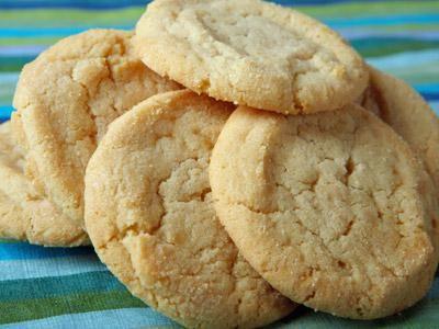 домашнє цукрове печиво