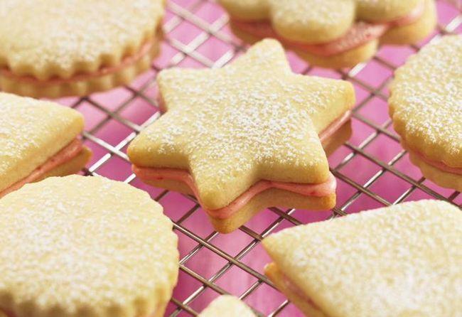 як приготувати цукрове печиво
