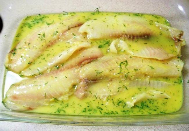 риба в маринаді рецепт фото