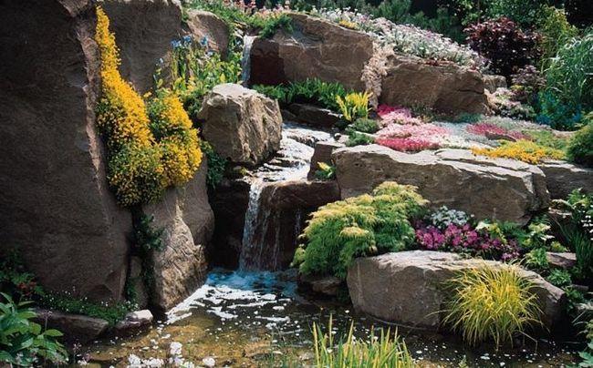 Створюємо унікальний дизайн (декоративне каміння) саду своїми руками