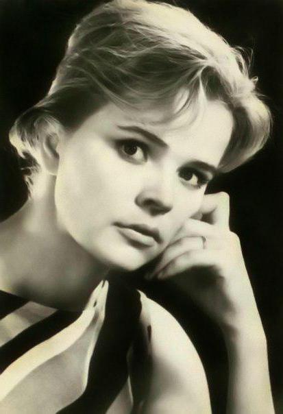 Тамара сьоміна - актриса і особистість