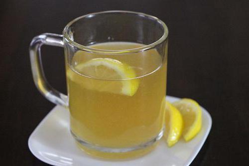 натщесерце пити воду з лимоном і медом