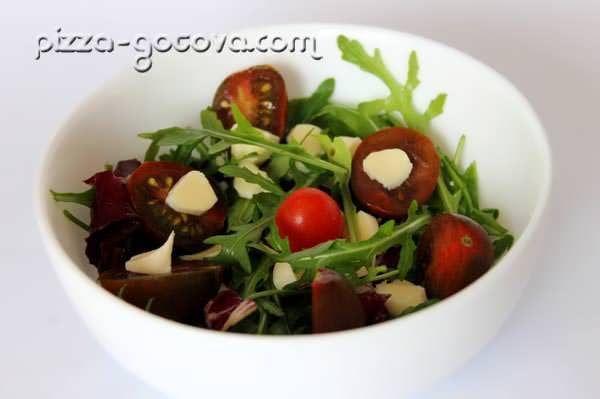 рецепт дієтичного салату
