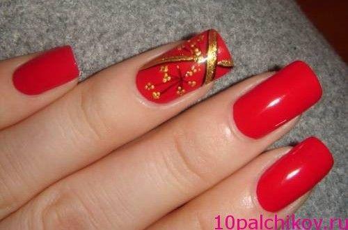 Як прикрасити нігті?