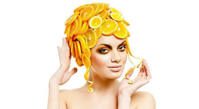 Ефірна олія апельсина для вашого волосся - домашня ароматерапія