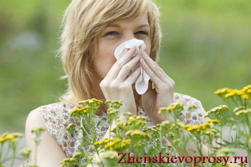 Як позбутися від алергії?