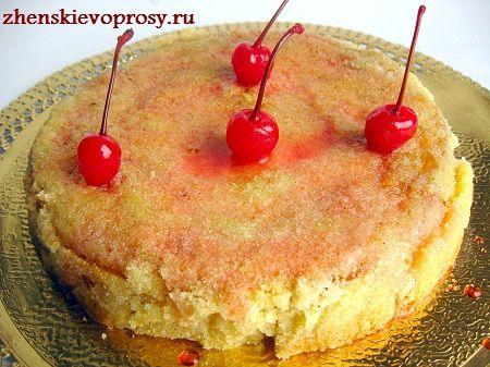 угорський пиріг з яблуками