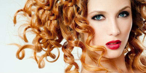 Як зробити великі красиві кучері на коротке волосся