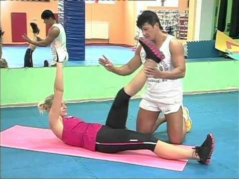 Силові тренування з ганною куркуріной для стрункого і підтягнутого тіла
