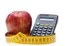 Скільки калорій потрібно людині в день