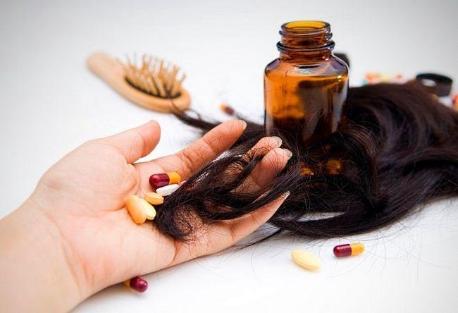 Швидка вітамінна допомогу січеться волоссю зсередини і зовні