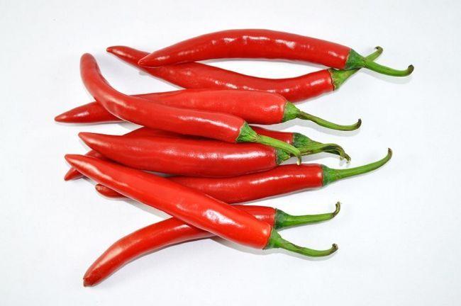 Червоний перець