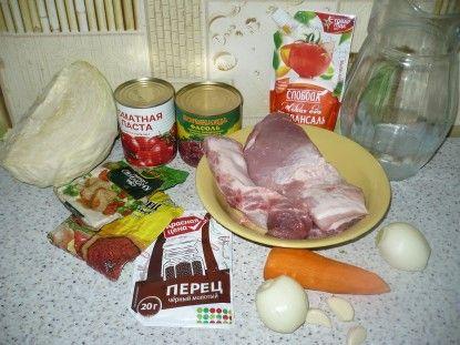 Підготувати необхідні інгредієнти