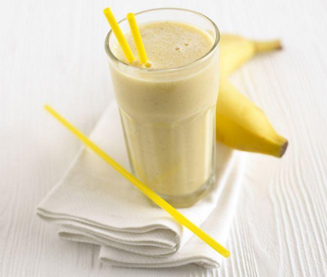 Високошвидкісна бананово-молочна дієта