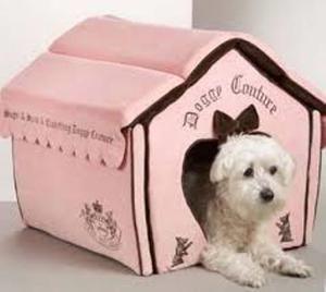 Будиночок для собаки в квартиру
