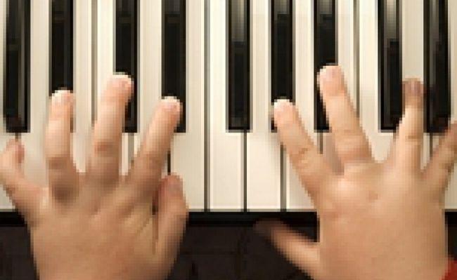 Незрячі діти: музичне виховання