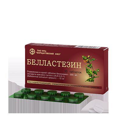 Беластезин інструкція із застосування