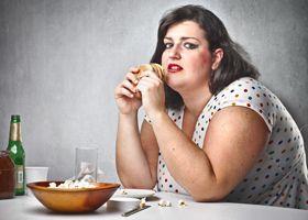 Сімейні сварки і зайву вагу взаємопов`язані