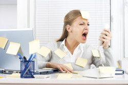Стрес - причина збоїв в серце