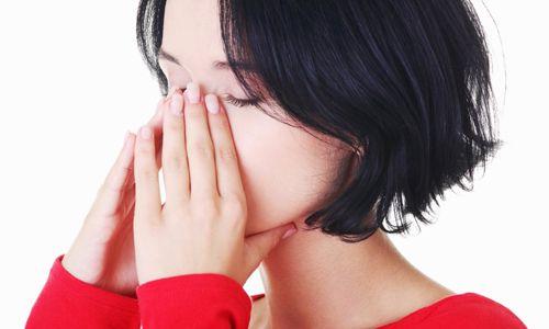 Суха слизова носа: причини і лікування