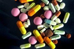 Прийом медикаментів для лікування міокардиту