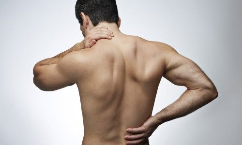 Характерні болі при остеохондрозі