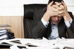 Тривалий стрес - причина екземи