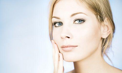 Здорова шкіра обличчя